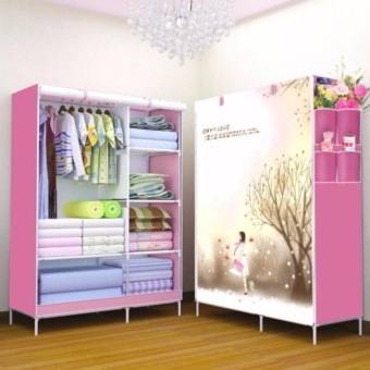 3D Panoramic View Simple Wardrobe (Oh My Love) Price Philippines