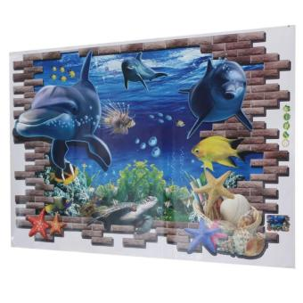 3D Removable Wall Sticker Wallpaper Home Decor Decal Art -011