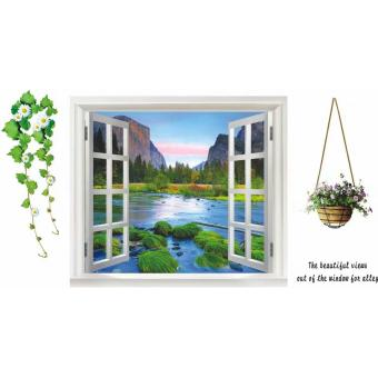 3D Removable Wall Sticker Wallpaper Home Decor Decal Art -019