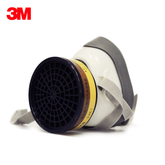 3m anti-acid gas chlorine masks dustproof mask