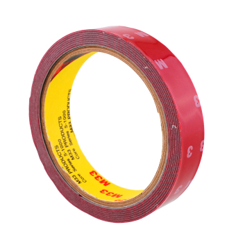 3M Double Sided Super Adhesive Tape (Red)