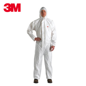 3m protective hooded one-piece clean clothes dustproof clothes