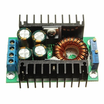 3pcs DC-DC CC CV Buck Converter Step-down Power Supply Module 7-32V to 0.8-28V 12A - intl