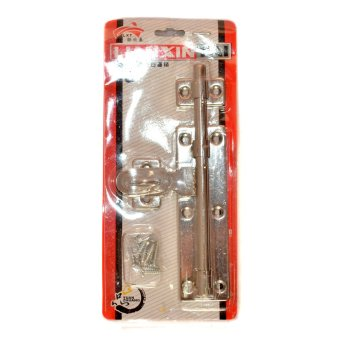 "4"" Heavyduty Stainless Steel Door Lock - picture 2"