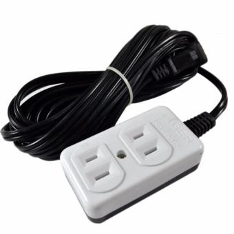 4.5m High Quality Heavy Duty 2 Sockets Extension Wire LL-88812 Buy 1 Take 1 - 2