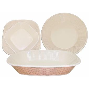 4pcs NipponWare Basketry Server Sets Price Philippines