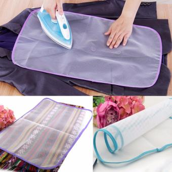 5 Pcs Cloth Cover Protect Heat Resistant Ironing Pad GarmentIroning Board - intl