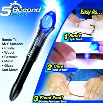 5 Second Fix Liquid Plastic 5 Seconds All-Purpose Adhesive