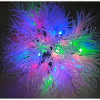 50 LED Leaves Dual Color Christmas Xmas Light Mabuhay Star ICCComplaint Price Philippines