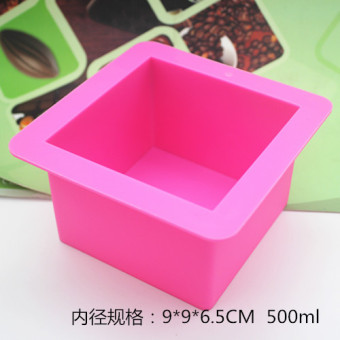 500ml cold system soap cubes soap mold soap Mold