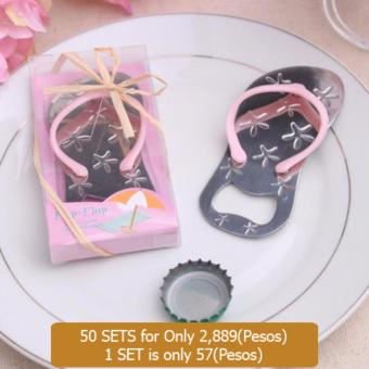50pcs Mini Pink Slipper Bottle Opener Wedding Favors And GiftsWedding Souvenirs Wedding Supplies Price Philippines