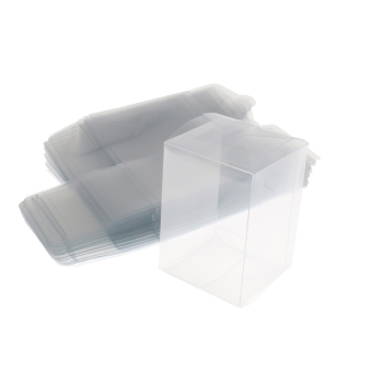 50pcs Wedding Party Plastic Clear Gifts Box Candy Chocolate Packaging Boxes - intl