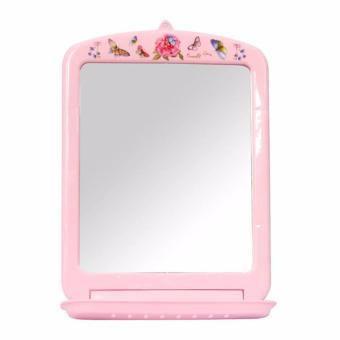 528 Mirror Bath Small (Pink)