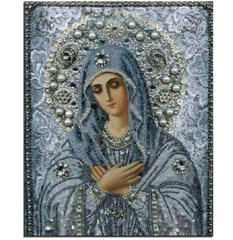 5D Round diamond painting diy painting embroidery cross stitchreligious for people House Decoration diamond mosaic (Intl)