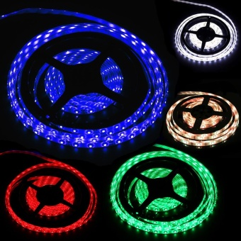5M/16.4feet 600 x 3528 LED 48W SMD Flex LED Strip Light - intl