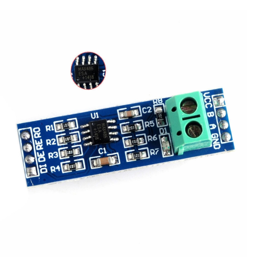 5PCS MAX485 RS-485 Module TTL To RS-485 Module For ArduinoRaspberry Pi 46