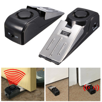 5PCS Portable Door Stop Alarm Wireless Home Travel Security Safety Wedge Alert NEW