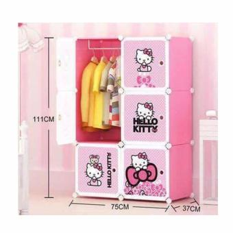6 Cubes Hello Kitty Wardrobe Price Philippines