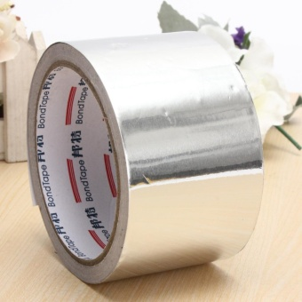 60mm x 17m Shield Adhesive Foil Duct Tape High Temperature Heat Resistant 200? - intl