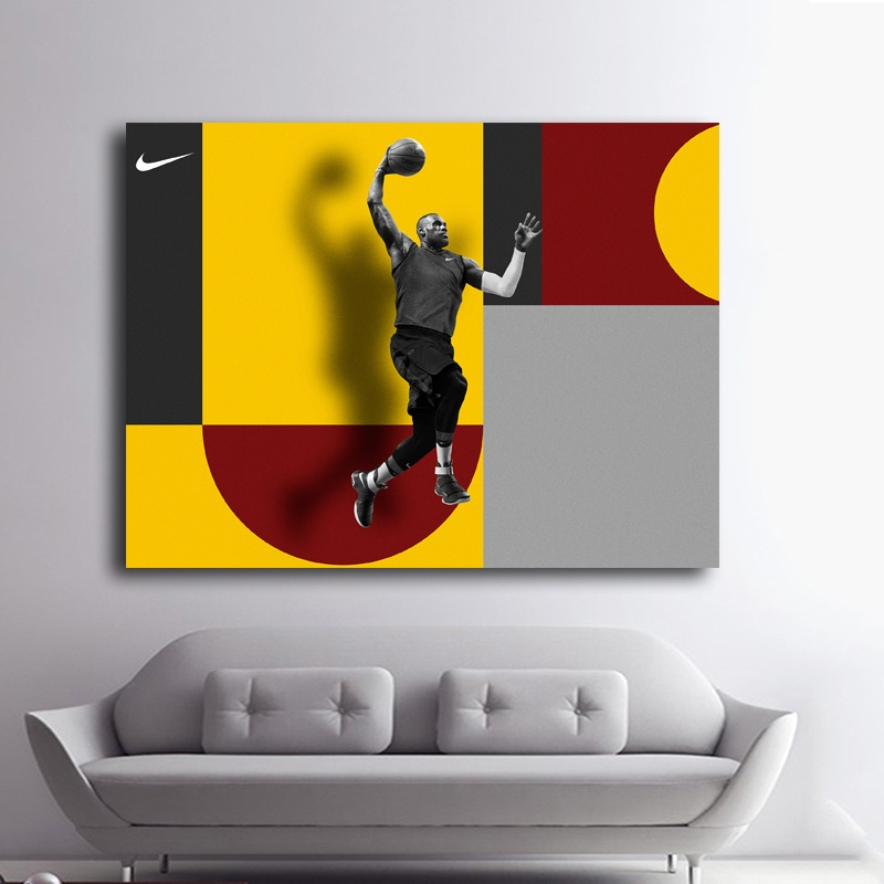 Philippines | 60x80CM Kobe Bryant Pitching Basketball Print Painting ...