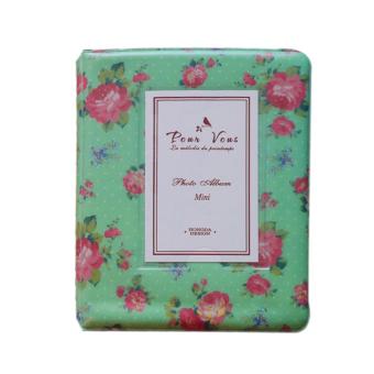 64 Pockets Photo Album for Mini Fuji Instax Polaroid Name Card Green (Intl)