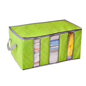 65L Home Closet Storage Bag Organizer Box Anti-bacterial Clothes Finishing Bag - intl - 4
