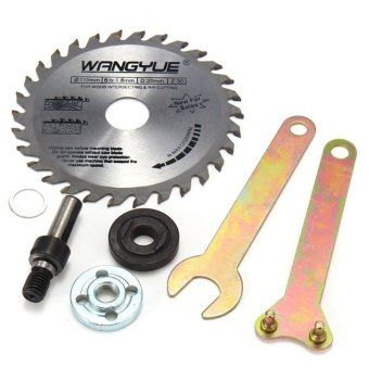 6pcs Cutting Polished Wrench Saw Blades For Hand Drill Variable Angle Grinder - intl - 2