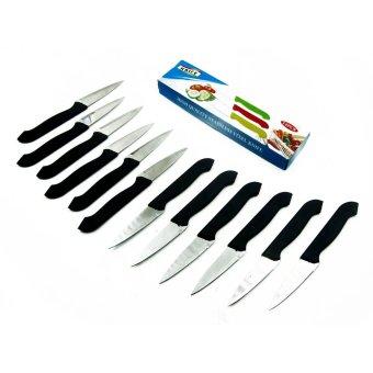 """7.5"""" Knife 12-Piece Set"""