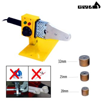 700W Plastic welding machine ppr tube welder / Apparatus for welding of pipes