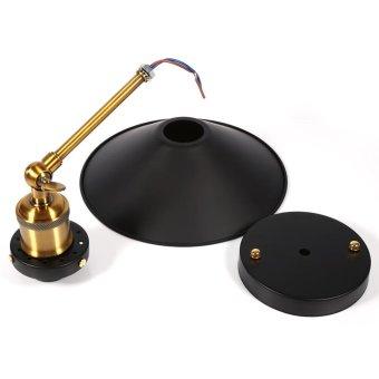 85~265V Vintage E27 Loft Industrial Style Metal Wall Light Retro Decor Lamp - intl - 3