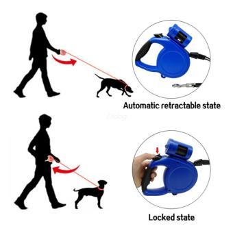 8M Retractable Dog Leash rope - intl