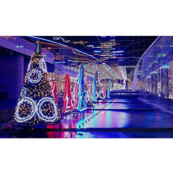 9M 100 LED Christmas Xmas Festival Wedding Decoration String Light Lamp - picture 2