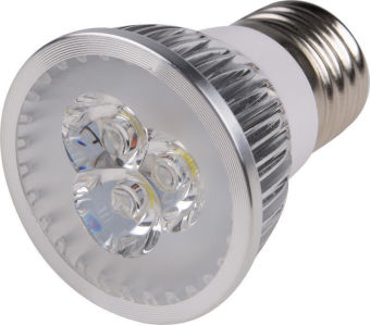 9W E27 Dimmable 220V Led Spotlighgt bulbs(warm white)