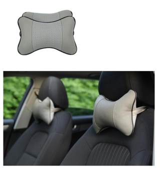A Pair ofCar Seat Neck PillowFour Seasons General Black Color:brown - intl Price Philippines