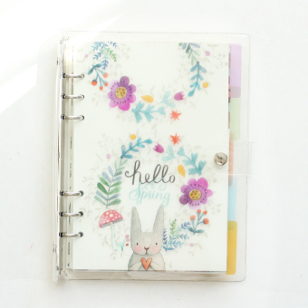 A5a6 indie student notebook blank notebook loose-leaf notebook