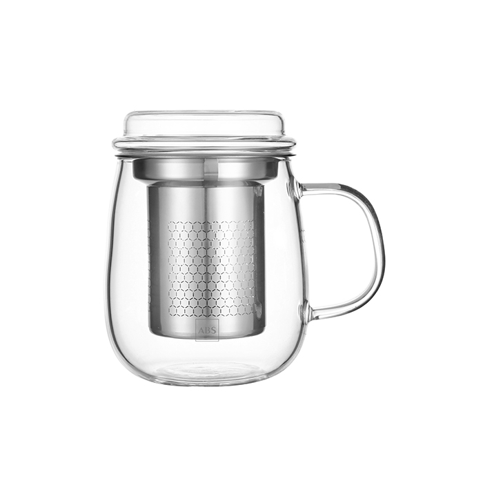 ABS heat-resistant glass series tea cup ABS