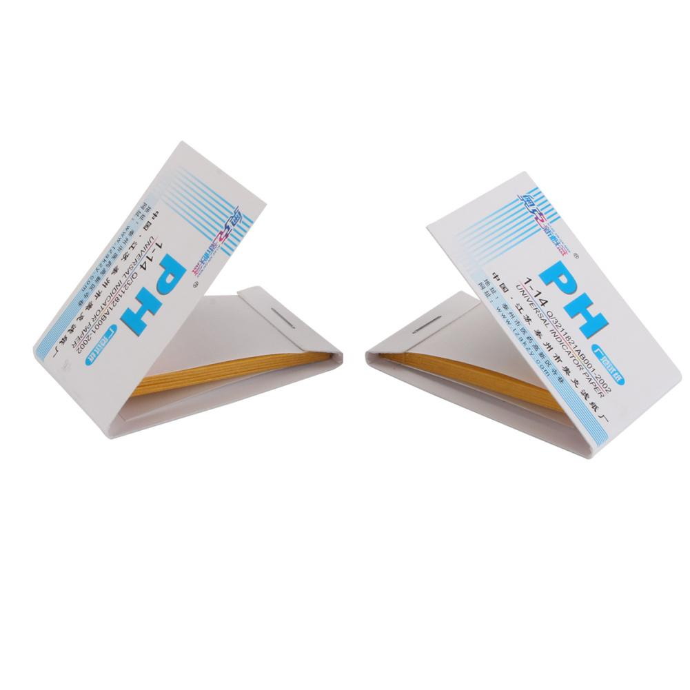 AC 160pcs PH Range 1 14 Litmus Indicator Test Strips Paper Alkaline .