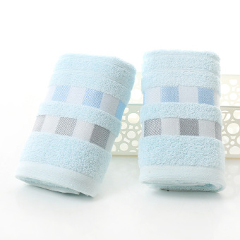 Adult face cotton towel