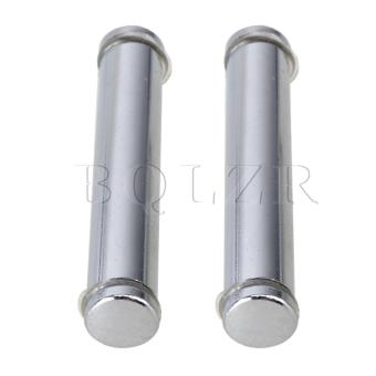 Advertising Screw Nail Set of 2 Silver