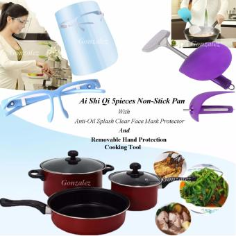 1056cm Timer Cooking Alarm Tool Cute Kitchen Decoration Chef Shaped ... - Gardening-tools-2ebccca4.jpg. Source ... Frying Pan Oil Splash Gas Stove Cover ...