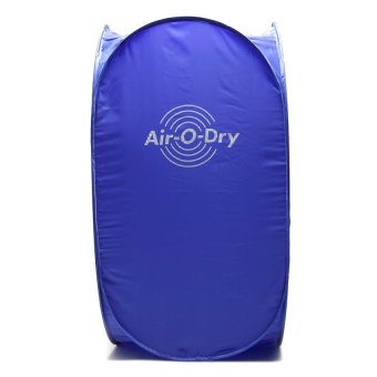 Air O Dry Portable Clothes Dryer (Blue) Price Philippines
