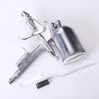 Airbrush Spray Paint Machine (Silver) - picture 2