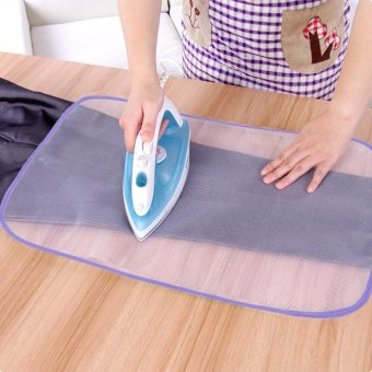 Allwin Anti Skid Anti Scalding Ironing Heat Insulation Pad Household Application 50*35CM - intl