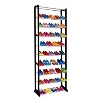 Amazing Shoe Rack (Black)