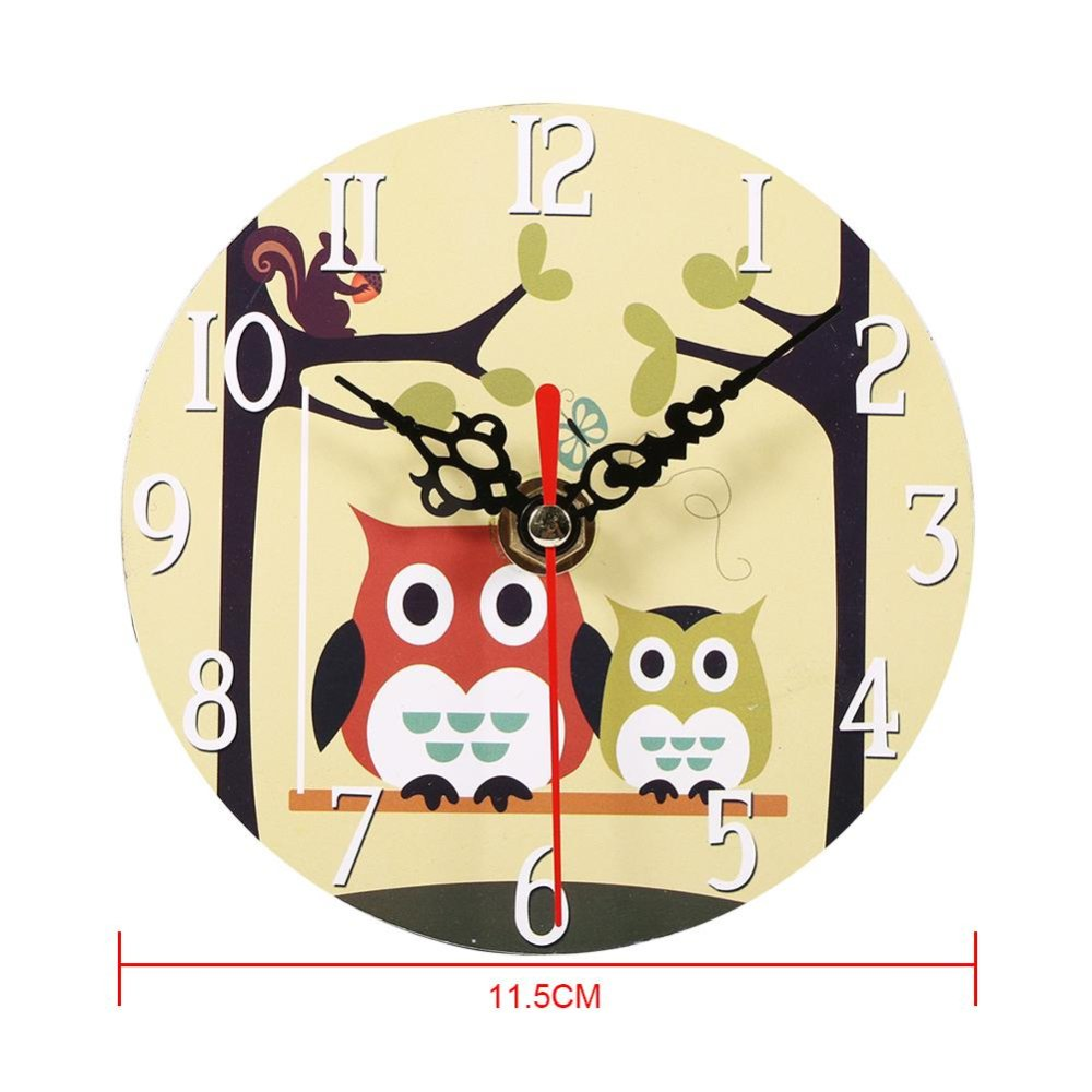Fantastic Decorative Wall Clock Philippines Pattern - The Wall Art ...