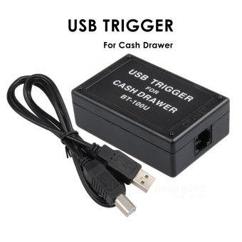 AQ-420 POS Cash Drawer with USB converter - 2