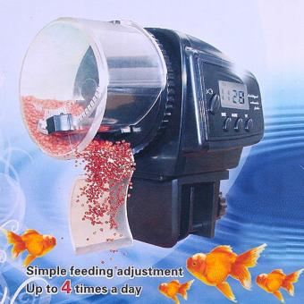 Aquarium Automatic Fish Food Tank Feeder Timer - intl