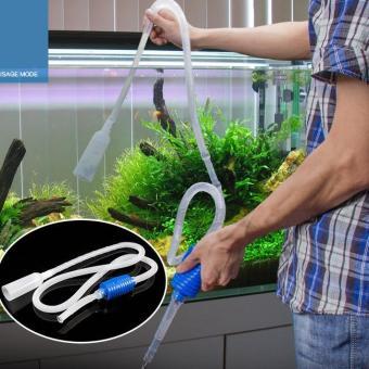 Aquarium Fish Tank Water Change Exchange Siphon Pump Filter SimplePractical - intl