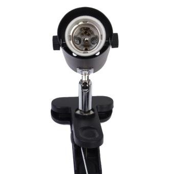 Aquarium Infrared Emitter Heat Lamp Stand (Black) - picture 4