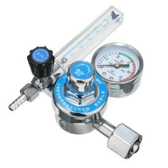 Argon CO2 Regulator Mig Tig Flow meter Pressure Reducer Gauge Welding Machine - intl